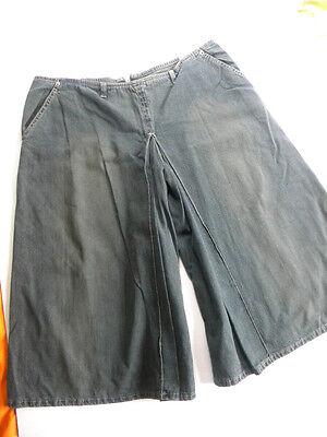 Epure Jupe Culotte Jeans N°14 Freedom 36 38 40 42 ♥♥♥