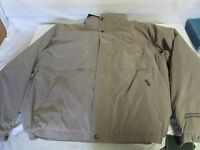 Men's Weatherproof Jacket Coat With Canadian Northern Cn Advertising Sz Xxl