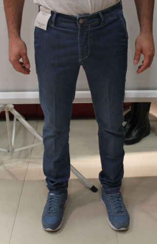 CAMOUFLAGE JEANS UOMO CHINOS REY 17 GRY A077 SCONTATO DEL 30/%