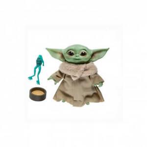Peluche-Star-Wars-Mandalorian-The-Child-Baby-Yoda-Sonore-19cm