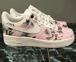Detalles acerca de Nike Mujeres Air Force 1 07 LXX Floral Rosa Blanca Rosa  Zapatos AO1017-102 Talla 7.5- mostrar título original