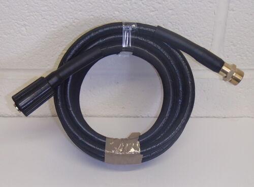 10 MTR de goma manguera de extensión de lavadora a presión para mayores Karcher K Serie 10E HD