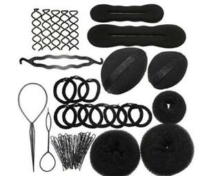 1-Set-Hair-Styling-Accessories-Tools-Kit-Hair-Braid-Makeup-Tool-Kits-C