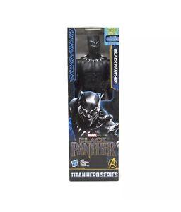 Marvel-Black-Panther-Titan-Hero-Series-12-in-environ-30-48-cm-Action-Figure-Hasbro-Avengers