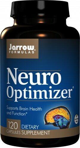 JARROW FORMULAS Neuro Optimizer (Gehirngesundheit) 120 Kapseln, VERSAND WELTWEIT