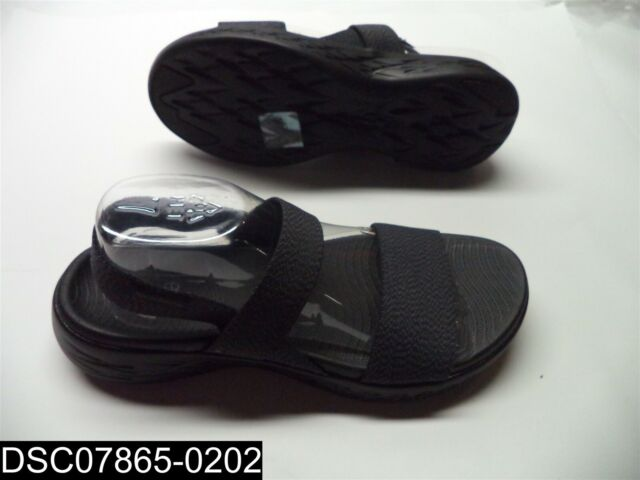 Escalera Electricista Hassy  Sizes 7 Women's Skechers On The Go 600 Ideal Black Sandals 15310/BBK for  sale online