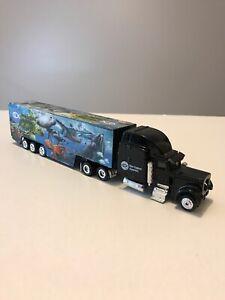 Elawo-Germany-Peterbilt-379-Semi-Truck-8-25-034-HO-Scale-Diecast-1-87-Scale