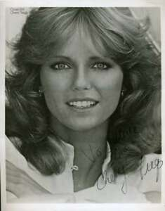 CHERYL-TIEGS-PSA-DNA-Coa-Hand-Signed-8x10-Photo-Autograph-Authentic