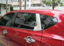 Steel Rear Window Pillar Center Cover Trim for 2007-2012 Nissan Qashqai Dualis