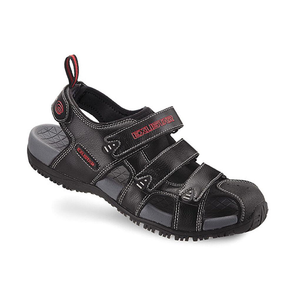 Exustar SS503 Sandal scarpe Exustar Sandal Ss503 3940 Bk