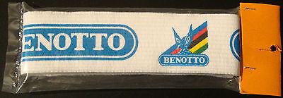 1 Bandeau De Velo Benotto Neuf Vintage