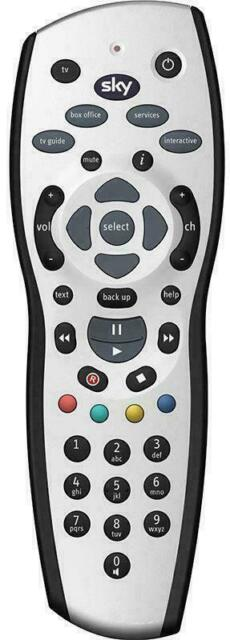 SKY PLUS HD + TV REPLACEMENT REMOTE CONTROL REV 9 - NEW FREE DELIVERY UK SELLER!