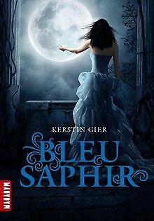 Bleu Saphir de Kerstin Gier | Livre | état bon