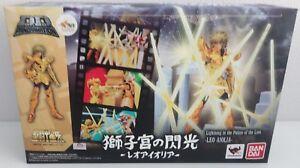 Bandai Saint Seiya D.d.   Panoramique Leo Aiolia New Lion