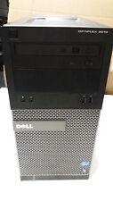 FAST Windows 10 DELL OPTIPLEX 3010 MT i5 3.20 4GB RAM 500GB HDD PC Desktop WiFi