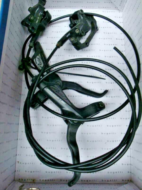 A018-835  Avid Elixir 1 Hydraulische Scheibenbremse Set VR   HR
