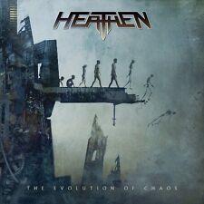 Evolution Of Chaos - Heathen (2010, CD NUOVO) 020286134626
