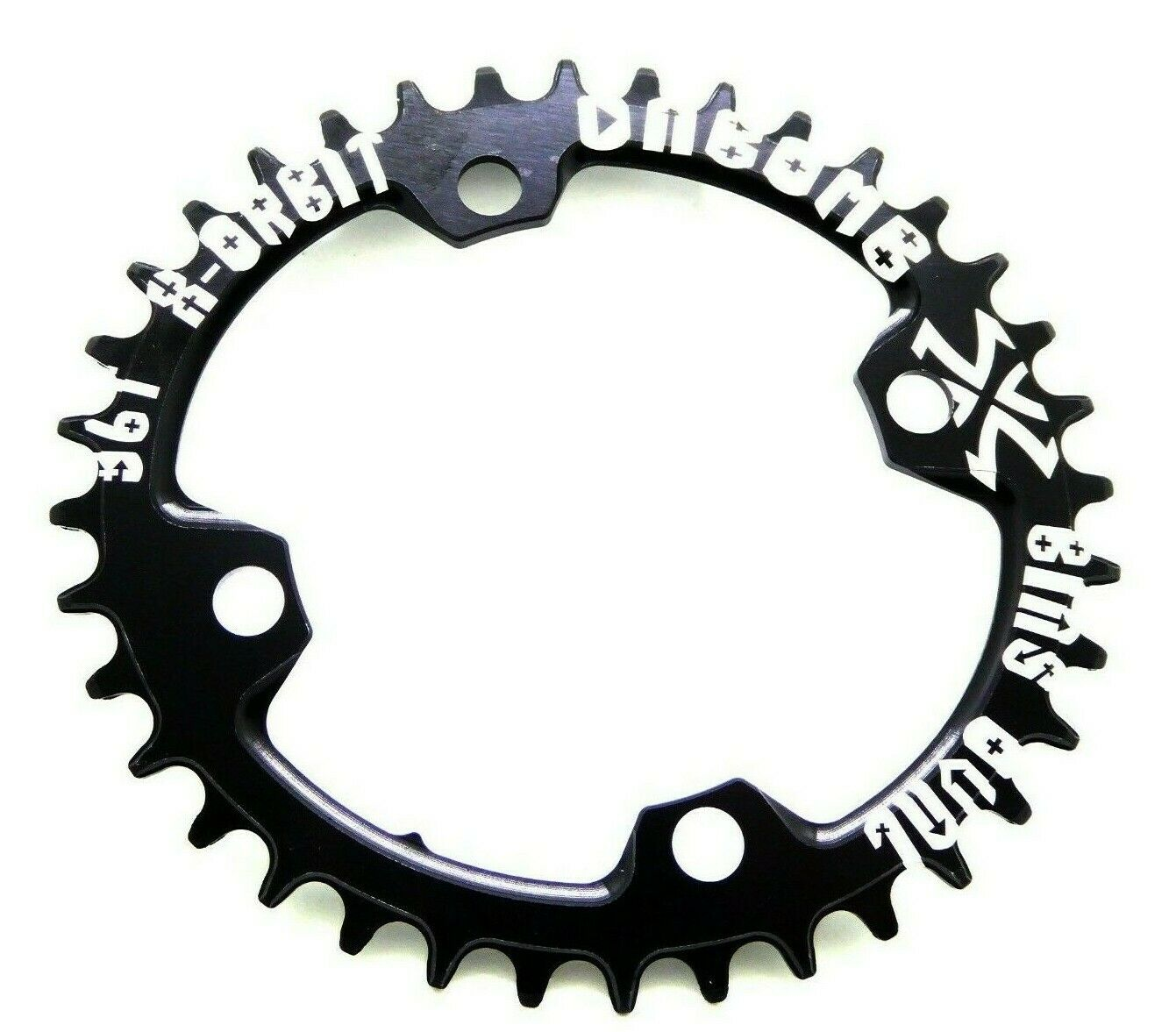 Da Bomb Recoil Chainring X Orbit 34T 36T Oval Narrow Wide BCD 104mm