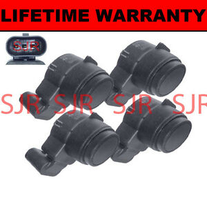 4x-Para-Bmw-1-Serie-3-X1-E81-E82-E84-E87-E88-E89-E91-E91-E92-PDC-sensor-4ps6001s