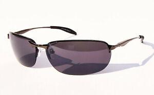 Top Moderne Rad Biker Unisex Sonnenbrille Sunglasses Schwarz Brille UV 400 NEU !