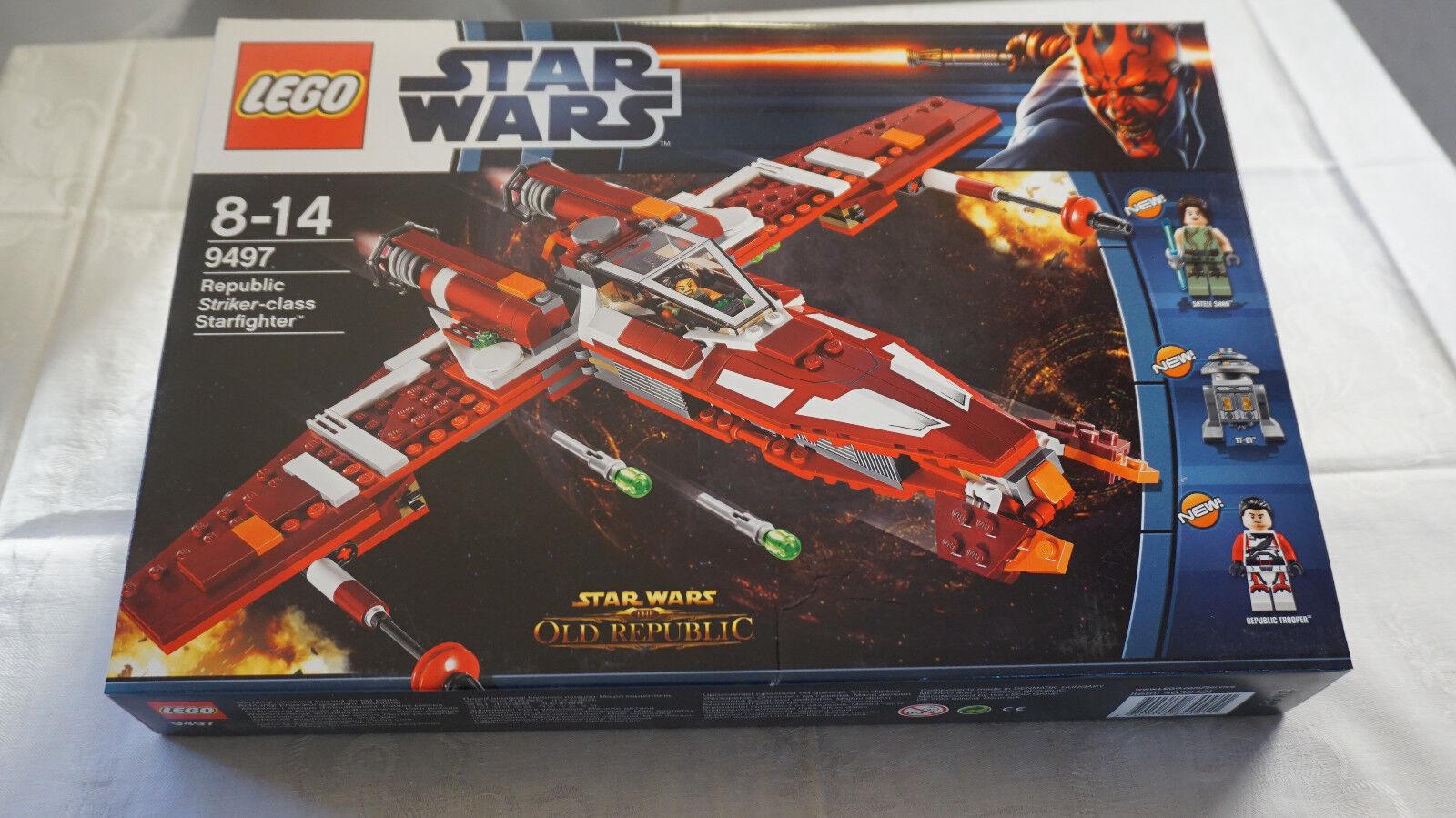 Lego Star Wars 2 Set's 9497 und 9494 Neu in OVP