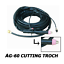 AG-60 Plasma Cutter Cutting Torch HQ Complete Body 40-60A 4M /& 13Feet Cables