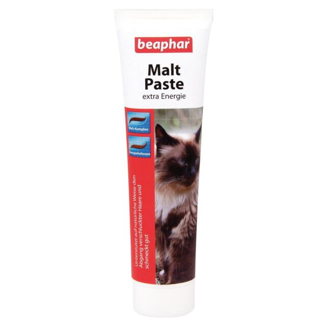Beaphar - Malt - 250 G - Supplementary Food Leckerlie Hairballs Cats Care