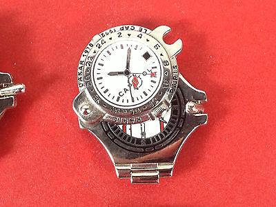 pins pin montre watch paris dakar arthus bertrand