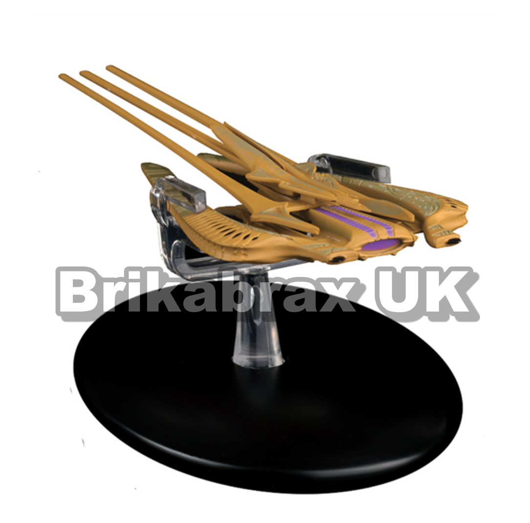 Issue 81 Xindi-Reptillian Warship