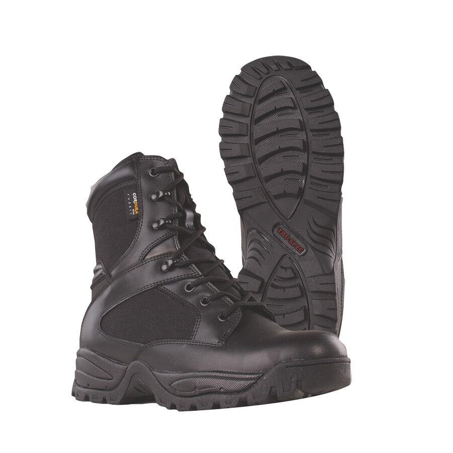 Tru-Spec TAC botas de Asalto 9  Negro, Coyote
