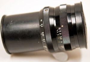 Objectif-SCHNEIDER-MOUNT-034-ARRIFLEX-034-16-mm-F-11-5-mm-1-1-9-QUASI-NEUF