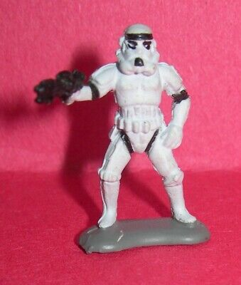 Star Wars ROTJ Micro Machines Imperial Scout Trooper Endor Figure #1 Galoob 1997