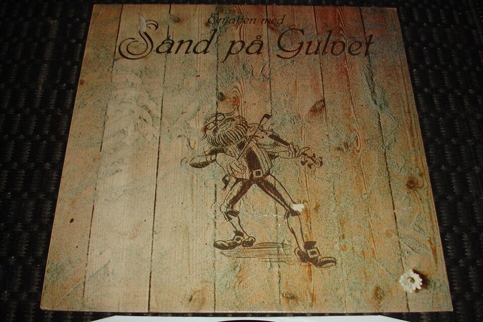 LP, Sand På Gulvet , En Aften Med Sand På Gulvet