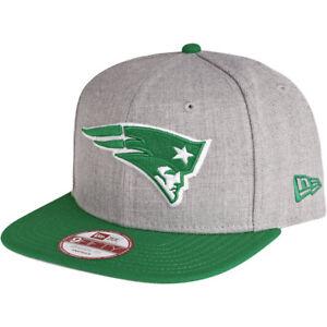 New-Era-Snapback-Cap-New-England-Patriots-gris-vert