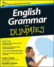English Grammar For Dummies by Geraldine Woods, Lesley J. Ward (Paperback, 2007)