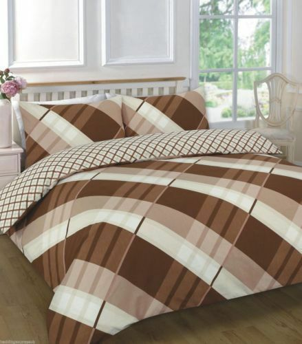Complete Duvet Cover Set With Matching Valance Sheet Single Double King Hardy