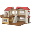 thumbnail 8 - Sylvanian Families SF5302 Red Roof Country Home Brand New