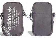 afc58ff85d adidas Originals NMD Pouch Cross Body Bag Black ZIPPER 3 Stripes ...