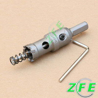 New Carbide Tip Metal Cutter Hole Saw Select from 15 to 100mm
