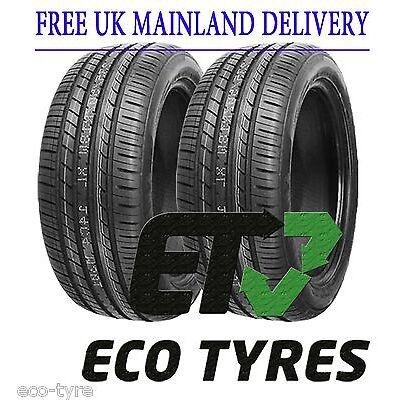 2X Tyres 235 40 R19 96W XL Superia/GoForm RS400 E E 69dB