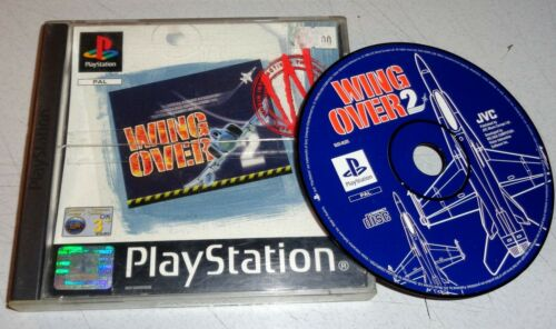 1 von 1 - Wing Over 2 (Sony PlayStation 1, 2000) PS1 Kult Spiel