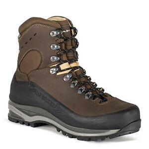 Aku-Trekking-Boots-Superalp-Hi-Nbk-GTX-Braun-Goretex-Size-11-5-46-5