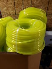New Leader Yellow Maple Syrup Sap Lines Tubing 25ft 516 Free Shipping