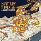 A Bestiary of Tolkien Coloring by Thunder Bay Press (Paperback / softback, 2016)