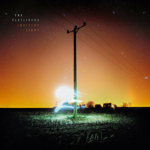 The Flatliners - Inviting Light [New Vinyl] Colored Vinyl, Digital Download