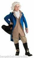 Rubies Deluxe George Washington Costume Child Small 4-6