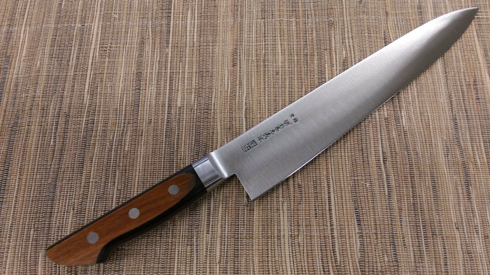 Sakai japonais couteaux de cuisine  Yoshihiro ACIER CARBONE COUTEAU  HGB couteau de cuisine