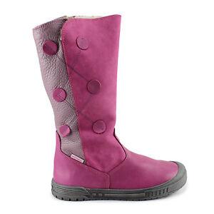 girls pink winter boots