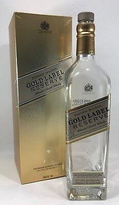 Johnnie Walker Gold Label Reserve Empty Bottle 88016118223 Ebay