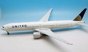 Inflight 200 If7773utd001 1/200 Unis Boeing 777-300 N58031